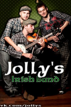 "UNIT MUSIC DAY: IRISH BAND ""JOLLY`S"""